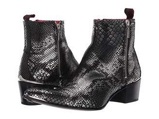 Jeffery West Sylvian Double Zip Boot
