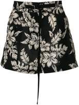 Moncler high waisted shorts