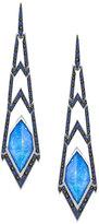 Stephen Webster Lady Stardust Crystal Haze Earrings