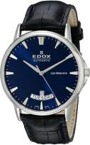 Edox Men's 83015 3 BUIN Les Bemonts Analog Display Swiss Automatic Watch