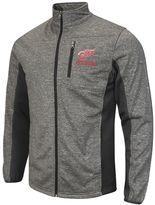 Men's Detroit Red Wings Space-Dye Full-Zip Fleece Jacket