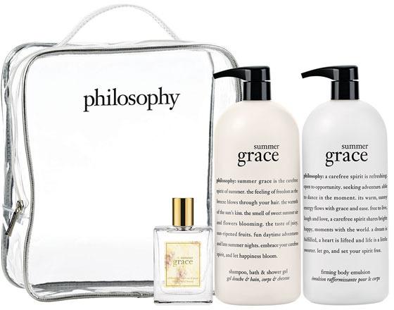 philosophy jumbo 'summer grace' set (Nordstrom Exclusive) ($154 Value)
