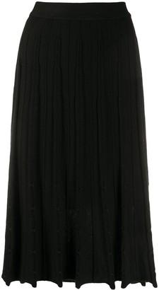 Pierre Cardin Pre-Owned 1990s Midi Skirt