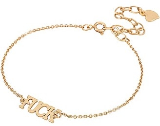 Frasier Sterling F*ck It Bracelet