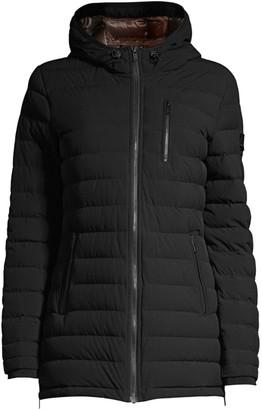 Moose Knuckles Calgary Longline Puffer Jacket