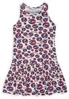 Rowdy Sprout Toddler, Little Girl's & Girl's Grateful Dead Tank Dress