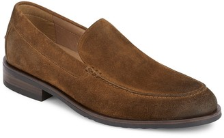 Lucky Brand Canton Suede Loafer