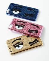 Chiara Ferragni Winking Eye Glitter iPhone® 7 Case