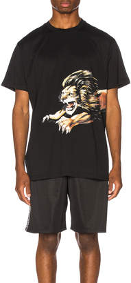Givenchy Leo Tee in Black | FWRD