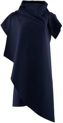 Malaika New York Zero Dress In Navy