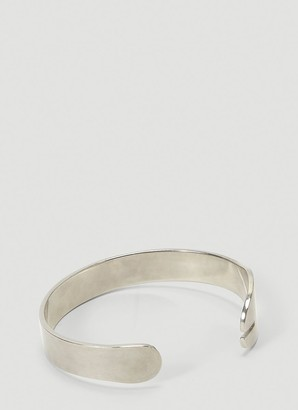 Maison Margiela Tabi Cuff Bangle