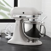Crate & Barrel KitchenAid ® Artisan Milkshake Stand Mixer