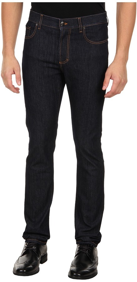 Versace Verace Collection Slim Fit Denim Men' Jean