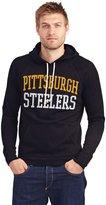 Junk Food Clothing Pittsburgh Steelers Half Time Hoodie