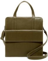 Matt & Nat August Vegan Leather Structured Briefcase