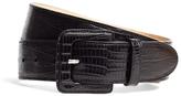 Brooks Brothers Embossed Belt