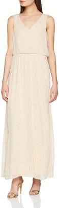 Only Women's Onllinette S/l Maxi Dress WVN Skirt