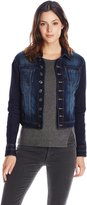 Jag Jeans Women's Savannah Jacket In Dark Whale