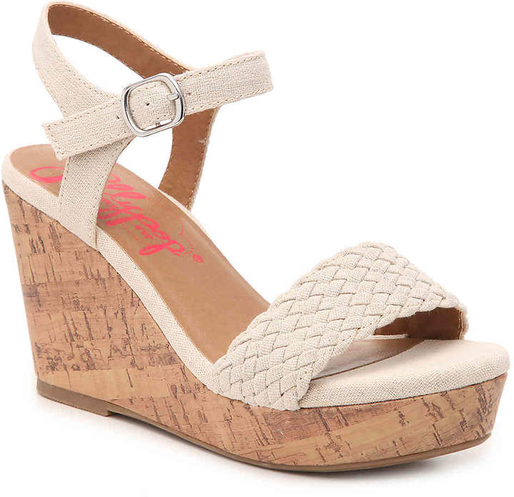 8706fcb7855e3 Mozart Wedge Sandal - Women's