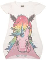 Madson Discount Unicorn Print Recycled Jersey Dress