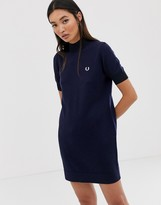 Fred Perry crew neck dress