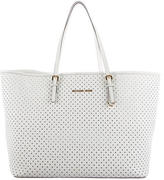 Michael Kors Perforated Leather Tote