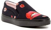 Giambattista Valli Printed Slip-On Sneaker