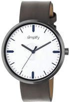 Simplify Men's The 4500 Quartz Watch