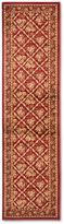 Safavieh Lyndhurst Collection Courtland 2-Foot 3-Inch x 12-Foot Runner in Red