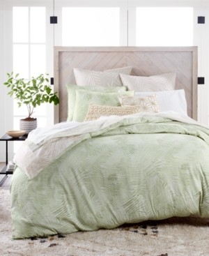 Lucky Brand Closeout! Paradise Cotton 230-Thread Count 3-Pc. King Duvet Set, Created for Macy's Bedding