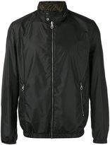 Salvatore Ferragamo floral interior bomber jacket - men - Polyamide/Polyester - 48