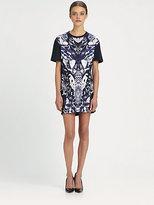 McQ by Alexander McQueen Printed T-Shirt Dress