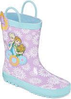 Disney Collection Frozen Rain Boots - Girls