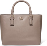 Tory Burch Robinson mini textured-leather tote