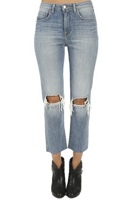 L'Agence Audrina Straight Leg Jean