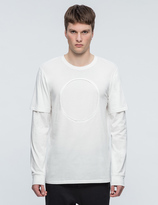 "3.1 Phillip Lim No Logo"" Double Sleeve L/S T-Shirt"