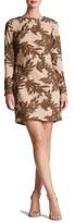 Dress the Population 'Naomi' Sequin Lace Minidress