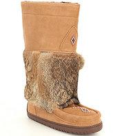 Manitobah Mukluks Fur Snowy Owl Boots