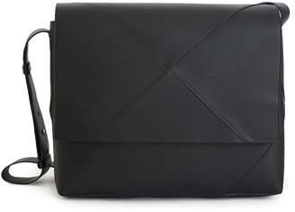 Bottega Veneta Leather messenger bag