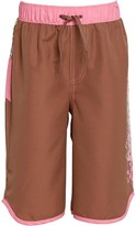 Babeskin Girls Long Board Shorts Acorn