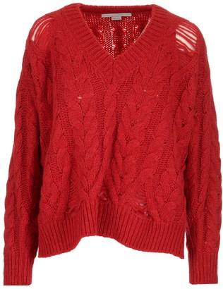 Stella McCartney V-Neck Knitted Sweater