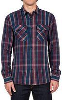 Volcom Carter Long-Sleeve Flannel Shirt - Men's