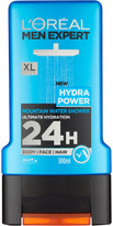 L'oréal Paris Men Expert L'Oreal Paris Men Expert Hydra Power Shower Gel 300ml