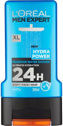 Loréal Paris Men Expert L'Oreal Paris Men Expert Hydra Power Shower Gel 300ml