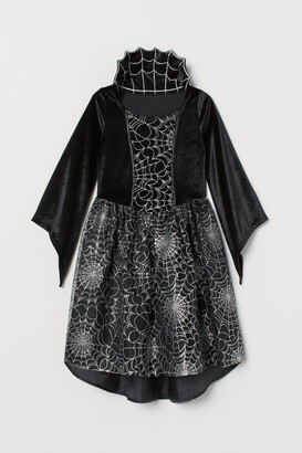 H&M Vampire fancy dress costume