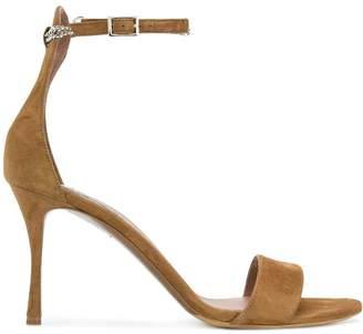 Tabitha Simmons ankle chain sandals