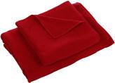 Marimekko Unikko Solid Bath Towel - Red