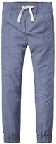 Tommy Hilfiger Final Sale-Th Kids Chambray Track Pant