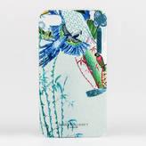 Samsung Jenny Collicott Blue Parrot iPhone Four Five 5S Se S4 Case