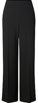 Marella Angelo Wide Leg Trousers, Black